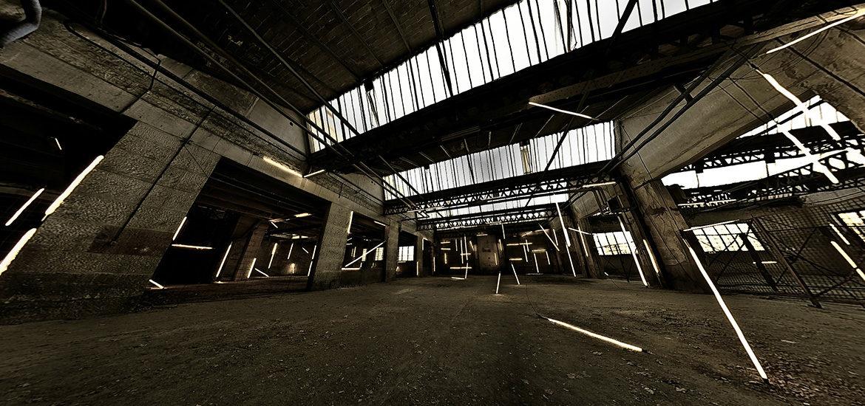 visite virtuelle exposition Biennale d'Art Contemporain Lyon