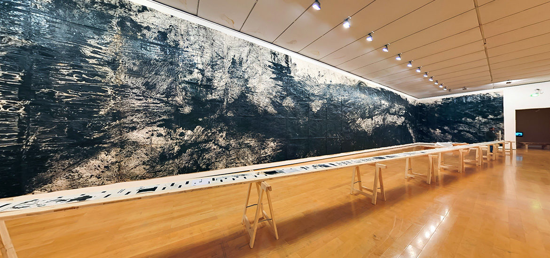visite virtuelle exposition Georges Adilon