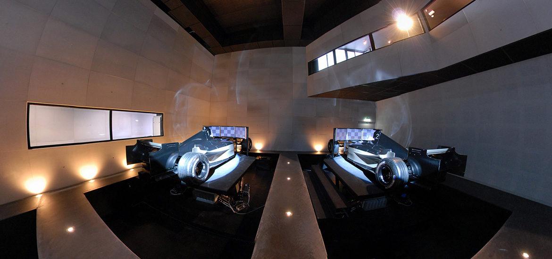 visite virtuelle i-way centre de simulateur