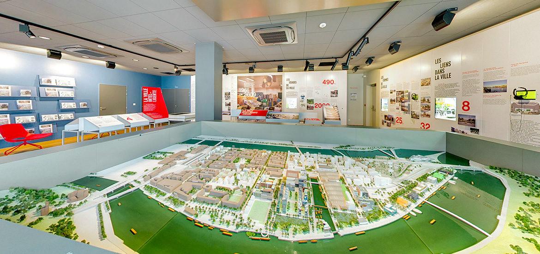 visite virtuelle maison de la confluence Lyon