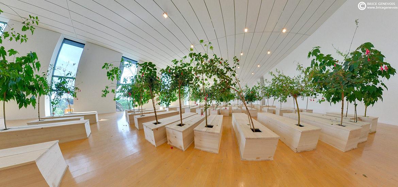 visite virtuelle exposition Yoko Ono