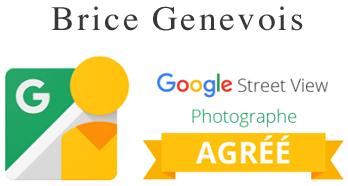 logo Google Street View Trusted