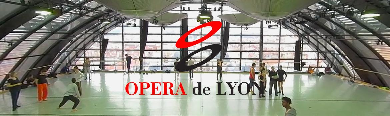 Vidéos et photos 360° – Opéra de Lyon