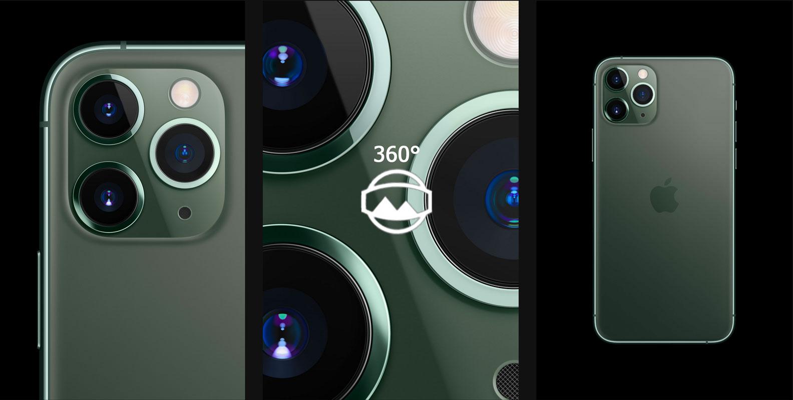 #TEST: créer une visite virtuelle 360° PRO avec l'Iphone 11 ?