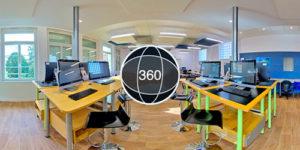 Visite virtuelle de la MFR de Chessy