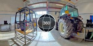 Visite virtuelle de la MFR de St-Romain-de-Popey