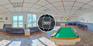 Visite virtuelle de la MFR de St-Laurent-de-Chamousset (Chirat)