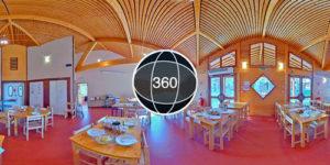 Visite virtuelle de la MFR de St-Laurent-de-Chamousset (Sopha)