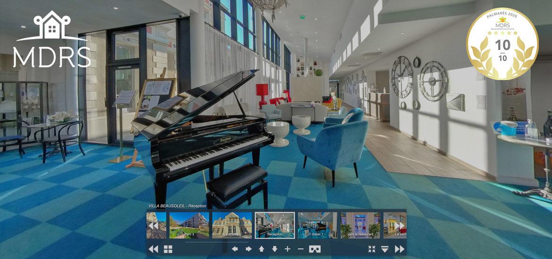 visite virtuelle maison de retraite