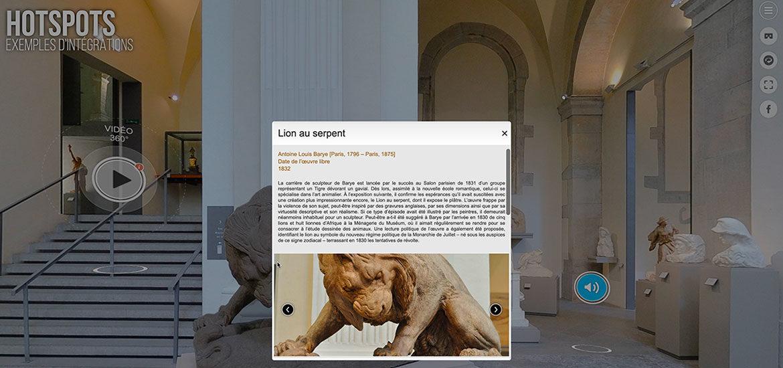 hotspots visite virtuelle