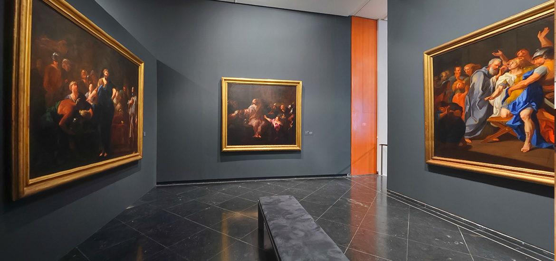 visite virtuelle exposition Louis Cretey