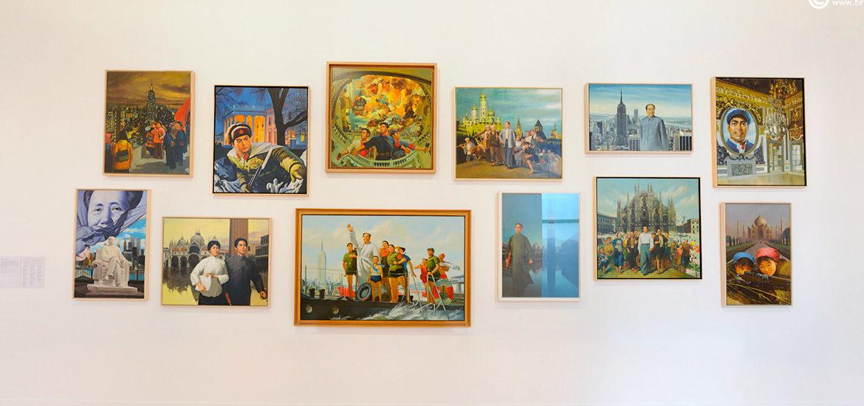 visite virtuelle exposition musée d'art contemporain Lyon
