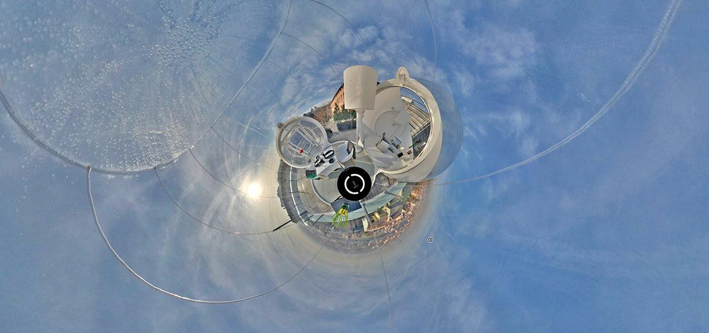 visite virtuelle restaurant bulle têtedoie