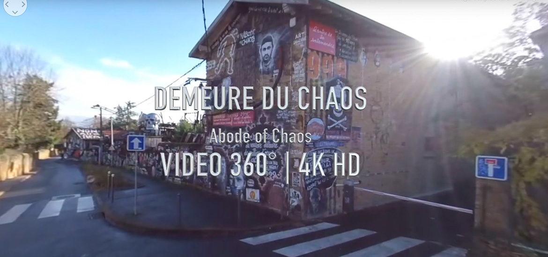 vidéo 36° demeure du chaos