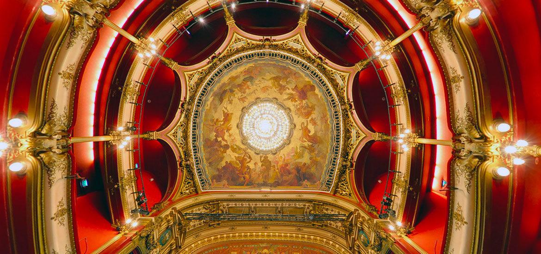 visite virtuelle théâtre Célestins Lyon