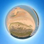 vue aérienne 360°