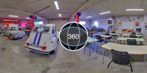 Visite virtuelle de la MFR de Saint-Martin-en-Haut
