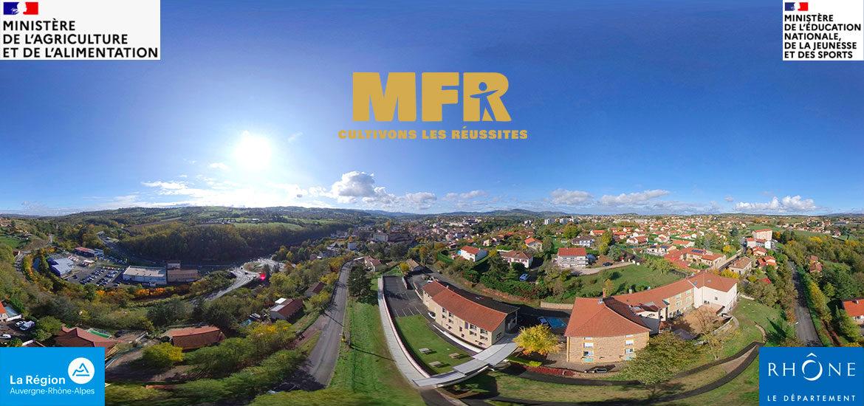 visite virtuelle MFR Rhône Alpes Auvergne