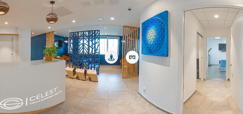 visite virtuelle centre chirurgie esthétique